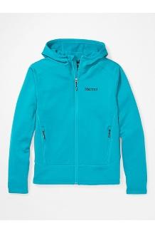 Men's Olden Polartec Hoody, Enamel Blue, medium