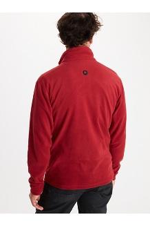 Men's Reactor 2.0 Fleece Jacket, Brick, medium