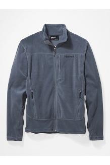 Men's Reactor 2.0 Fleece Jacket, Steel Onyx, medium
