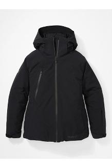 Women's WarmCube Cortina Jacket, Black, medium