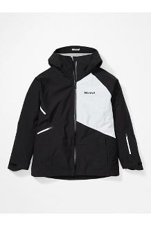 Women's JM Pro Jacket, Black/White, medium