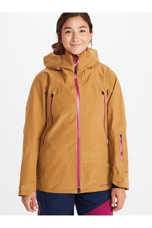 Women's Spire Jacket, Scotch, medium