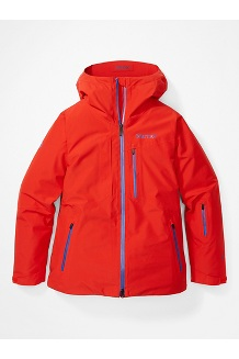 Women's Lightray Jacket, Victory Red, medium