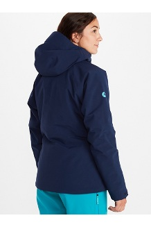 Women's Refuge Jacket, Arctic Navy, medium