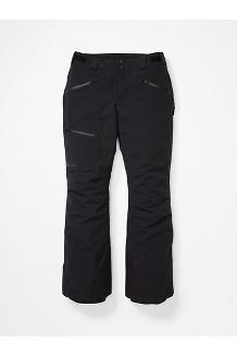 Women's Refuge Pants, Black, medium