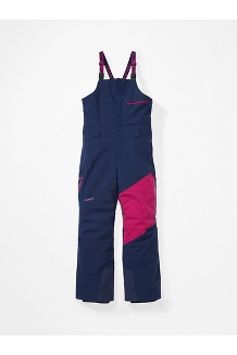 Women's Slopestar Bib, Arctic Navy/Wild Rose, medium