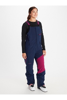 Women's Slopestar Bib, Scotch, medium