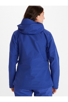 Women's Cropp River Jacket, Royal Night, medium