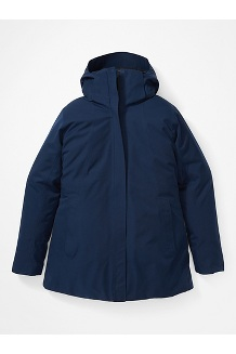 Women's WarmCube McCarren Jacket, Arctic Navy, medium