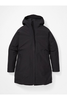 Women's Bleeker Component 3-in-1 Jacket, Black, medium