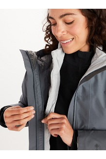 Women's Bleeker Component 3-in-1 Jacket, Steel Onyx, medium