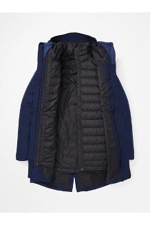 Women's Bleeker Component 3-in-1 Jacket, Arctic Navy, medium