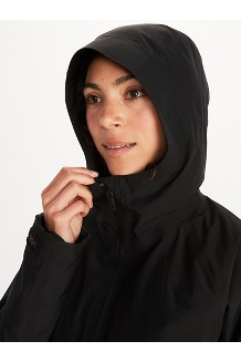Women's Solaris Jacket, Black, medium