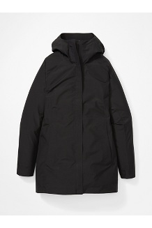 Women's Essential Jacket, Black, medium
