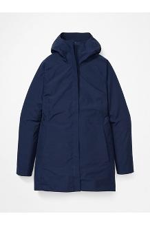 Women's Essential Jacket, Arctic Navy, medium