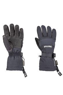 Women's Randonnee Gloves, Black, medium