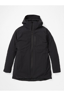 Women's EVODry Riverfront Parka, Black, medium