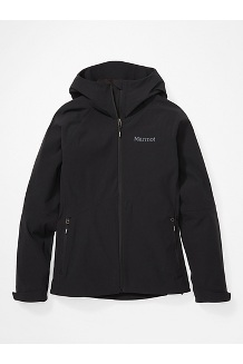 Women's Alsek Hoody, Black, medium
