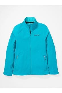 Women's Alsek Jacket, Enamel Blue, medium