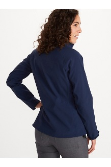 Women's Alsek Jacket, Enamel Blue, medium