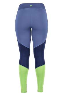 Women's Lightweight Lana Tights, Storm/Arctic Navy, medium