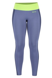 Women's Midweight Meghan Tights, Storm/Arctic Navy, medium