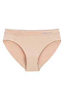 Women's Performance Brief, Buff, medium