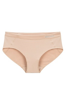Women's Performance Hipster, Buff, medium