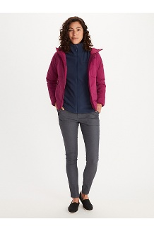 Women's Novus 2.0 Hoody, Royal Night, medium