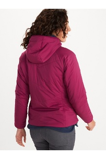 Women's Novus 2.0 Hoody, Wild Rose, medium