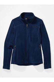 Women's Flashpoint Fleece Jacket, Arctic Navy, medium
