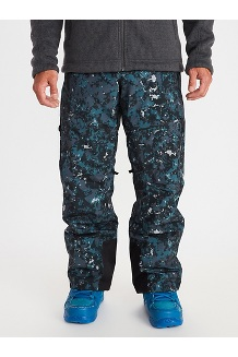 Men's Layout Cargo Pants, Black, medium