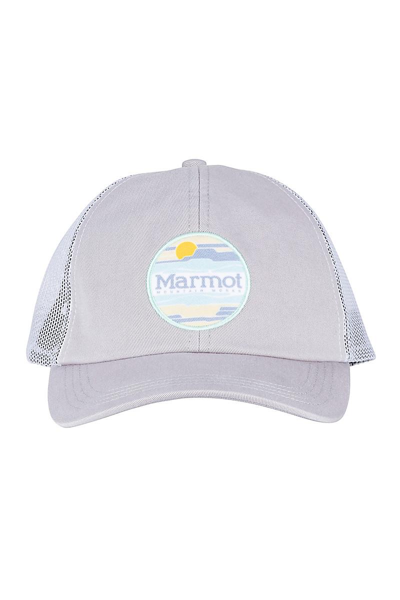 47c767a2 Women's Kira Trucker Hat, Bright Steel, large