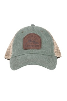 21bcfd9e3 Alpine Soft Mesh Trucker Hat, Altitude Rosin Green, medium