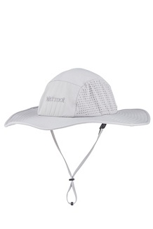 Breeze Hat, Grey Storm, medium