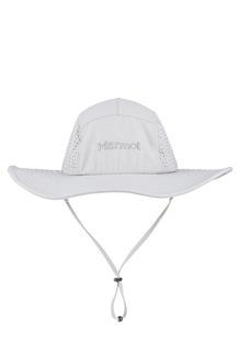 Breeze Hat, Grey Storm, medium