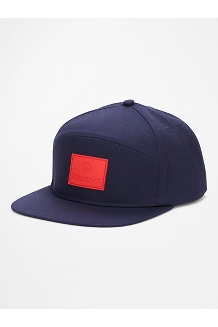 Quartz Hybrid Cap, Arctic Navy/Victory Red, medium