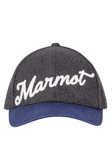 Men's Wool Cap, Slate Grey, medium