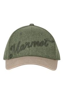 Men's Wool Cap, Crocodile, medium