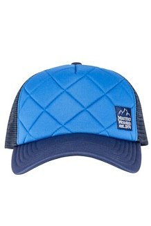 Men's Winter Trucker Hat, Surf/Arctic Navy, medium