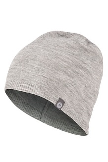 Tides Beanie, Grey Heather, medium