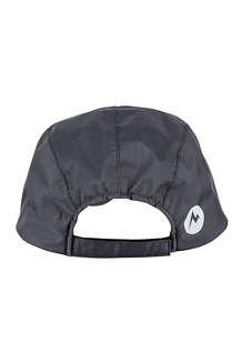 PreCip Eco Baseball Cap, Black, medium