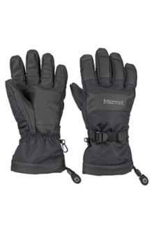Nano Pro Gloves, Black, medium