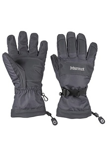 Men's Nano Pro Gloves, Dark Steel, medium