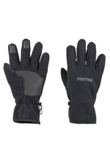 Connect Windproof Gloves, Black, medium