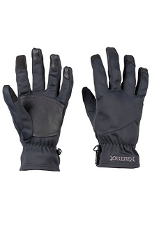 Men's Connect Evolution Gloves, Black, medium