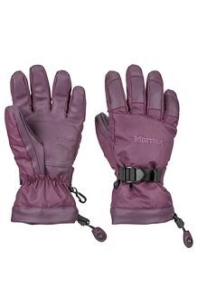 Women's Nano Pro Gloves, Dark Purple, medium