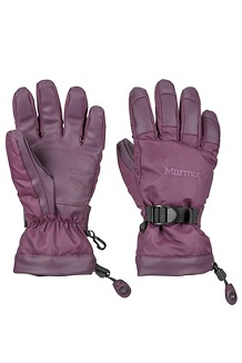 Women's Nano Pro Gloves, Dark Purple, medium