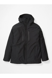 Men's Bleeker Component 3-in-1 Jacket, Black, medium