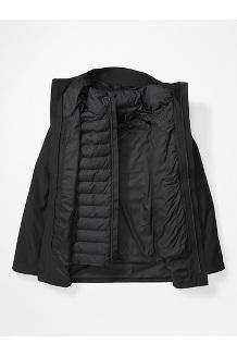 Men's Bleeker Component 3-in-1 Jacket, Black, medium